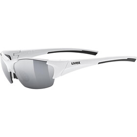 UVEX Blaze III Glasses white black/silver